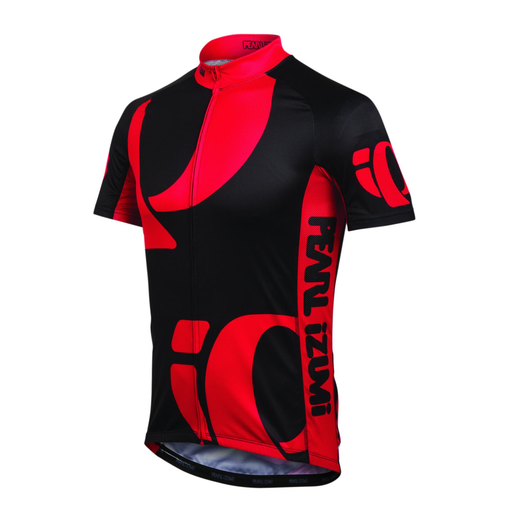 Pearl Izumi - Koszulka Elite LTD czerwona, big IP, XXL