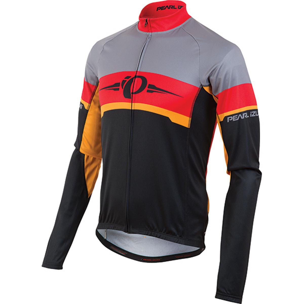 Pearl Izumi - Koszulka Thermal Elite LTD Kolor czerwony S