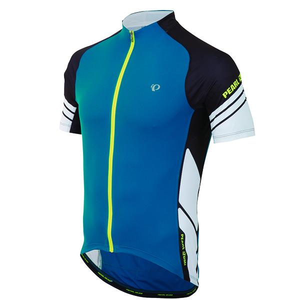 Pearl Izumi - Koszulka rowerowa Elite Mykonos Blue/Black S
