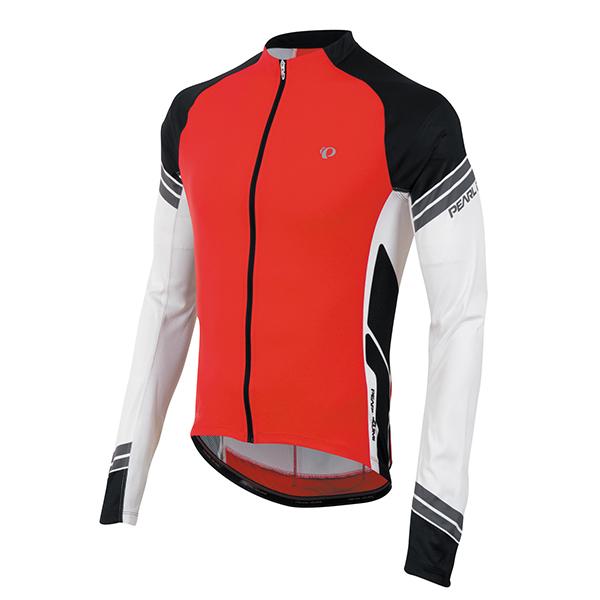 Pearl Izumi - Koszulka rowerowa Elite D/R True Red/Black S