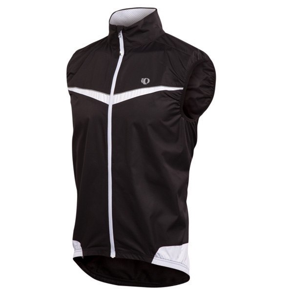 Pearl Izumi - Kamizelka Elite Barrier Black/White XXL