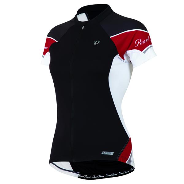 Pearl Izumi - Koszulka rowerowa Elite Black/Crimson L