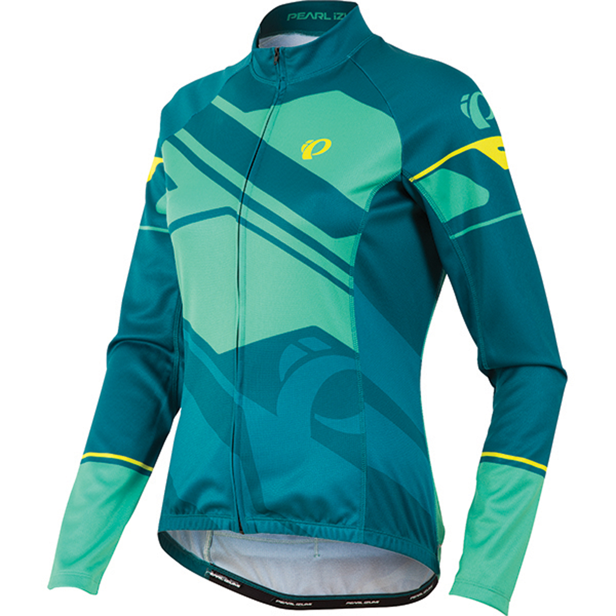 Pearl Izumi - Koszulka Dam Thermal Elite LTD Kolor zielony XL