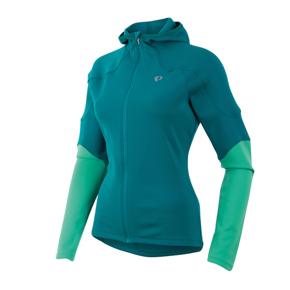 Pearl Izumi - Bluza Bieg Dam Thermal Elite Kolor zielony L