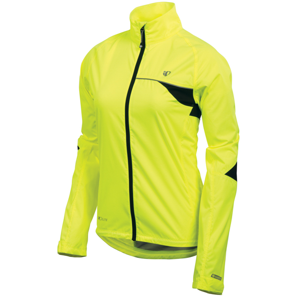 Pearl Izumi Kurtka Elite Barrier Screaming Yellow XL
