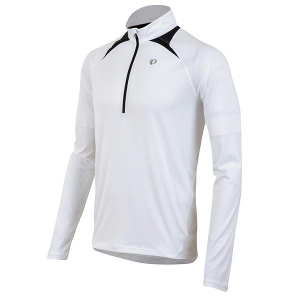 Pearl Izumi - Koszulka biegowa Fly dł/r biały S