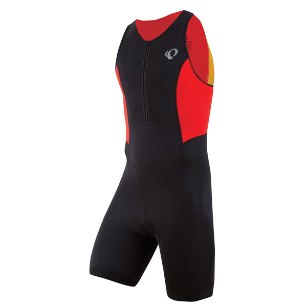 Pearl Izumi - Kombinezon TRI Select Black/Fiery Red S