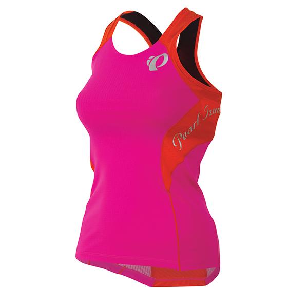 Pearl Izumi - Koszulka TRI damska Elite kolor różowy  L