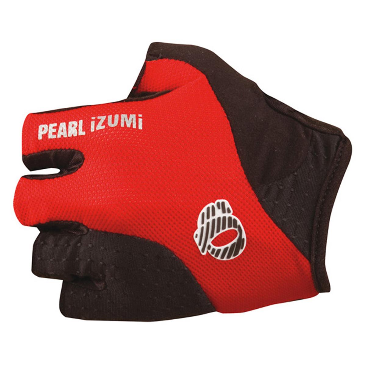 Pearl Izumi Rękawiczki Elite Gel czerwony XXL