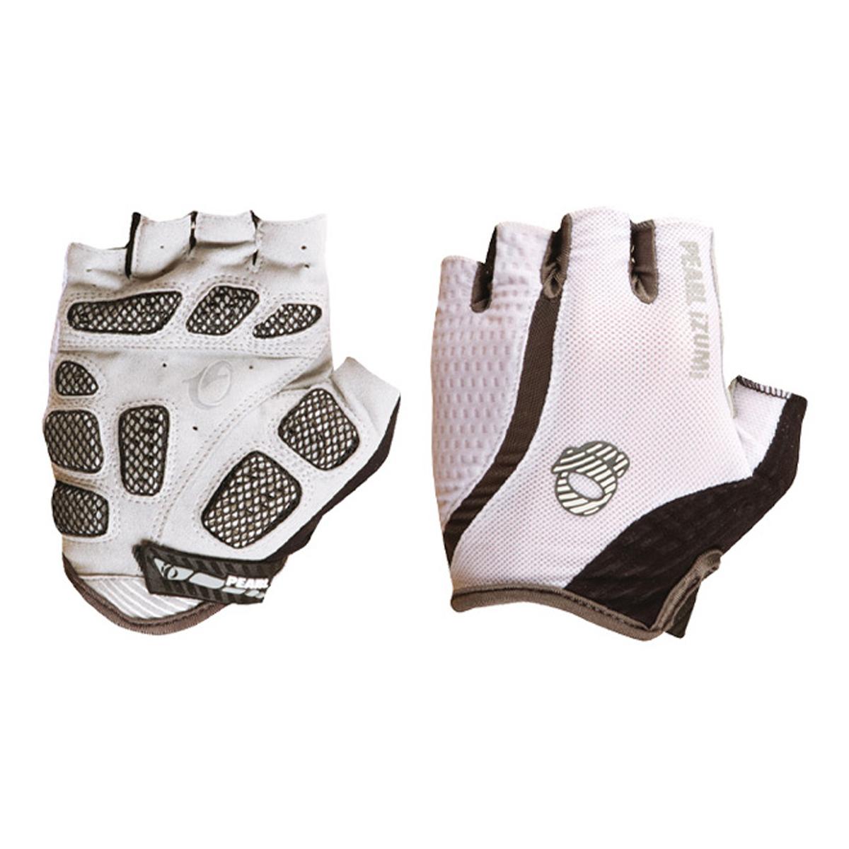 Pearl Izumi Rękawiczki Elite Gel-Vent biały XXL