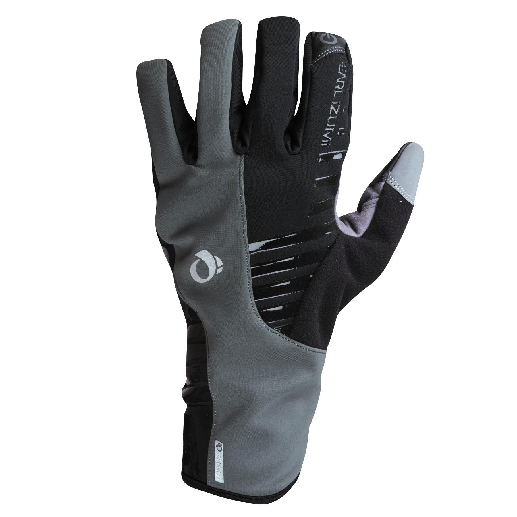 Pearl Izumi Rękawiczki Elite Softshell czarne L