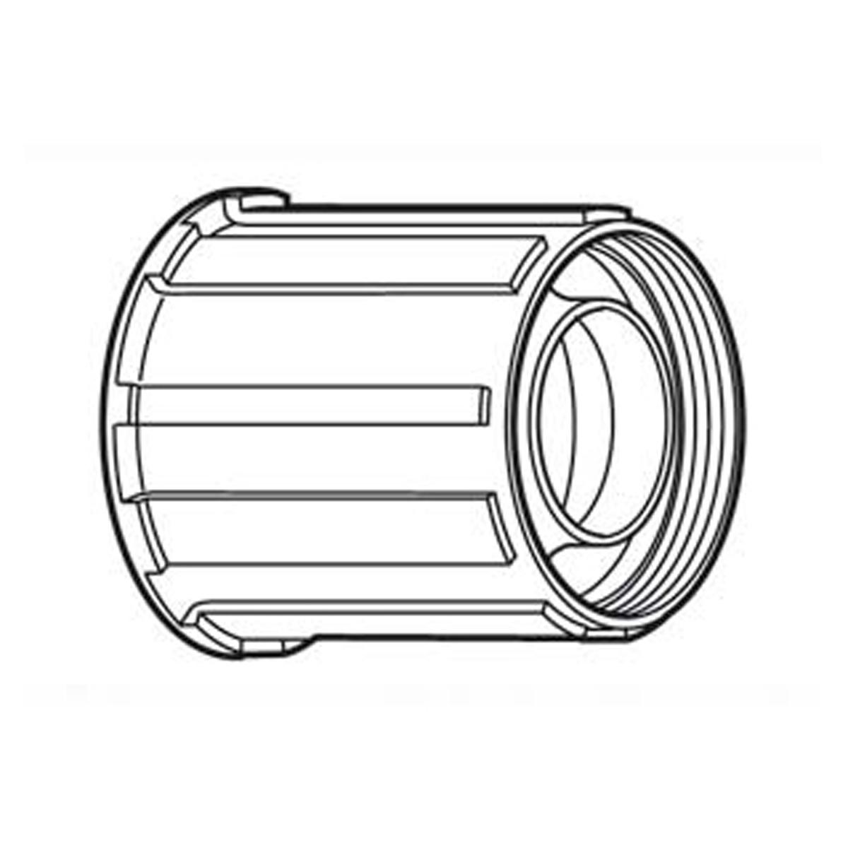 Shimano bębenek Główka kasety 8/9 FHM510/M475/MC18