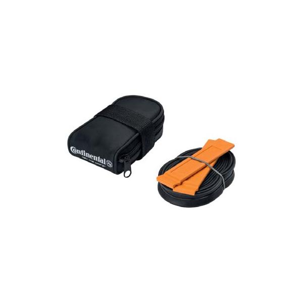 """Continental Zestaw naprawczy 27.5"""" torebka dętka + 2 łyżki Presta"""