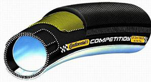 Continental Competition Szytka 28x22 Vectran Czarna 260g