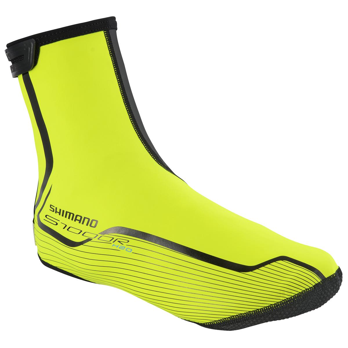 Shimano Ochraniacze S1000R H2O Neon żółty L