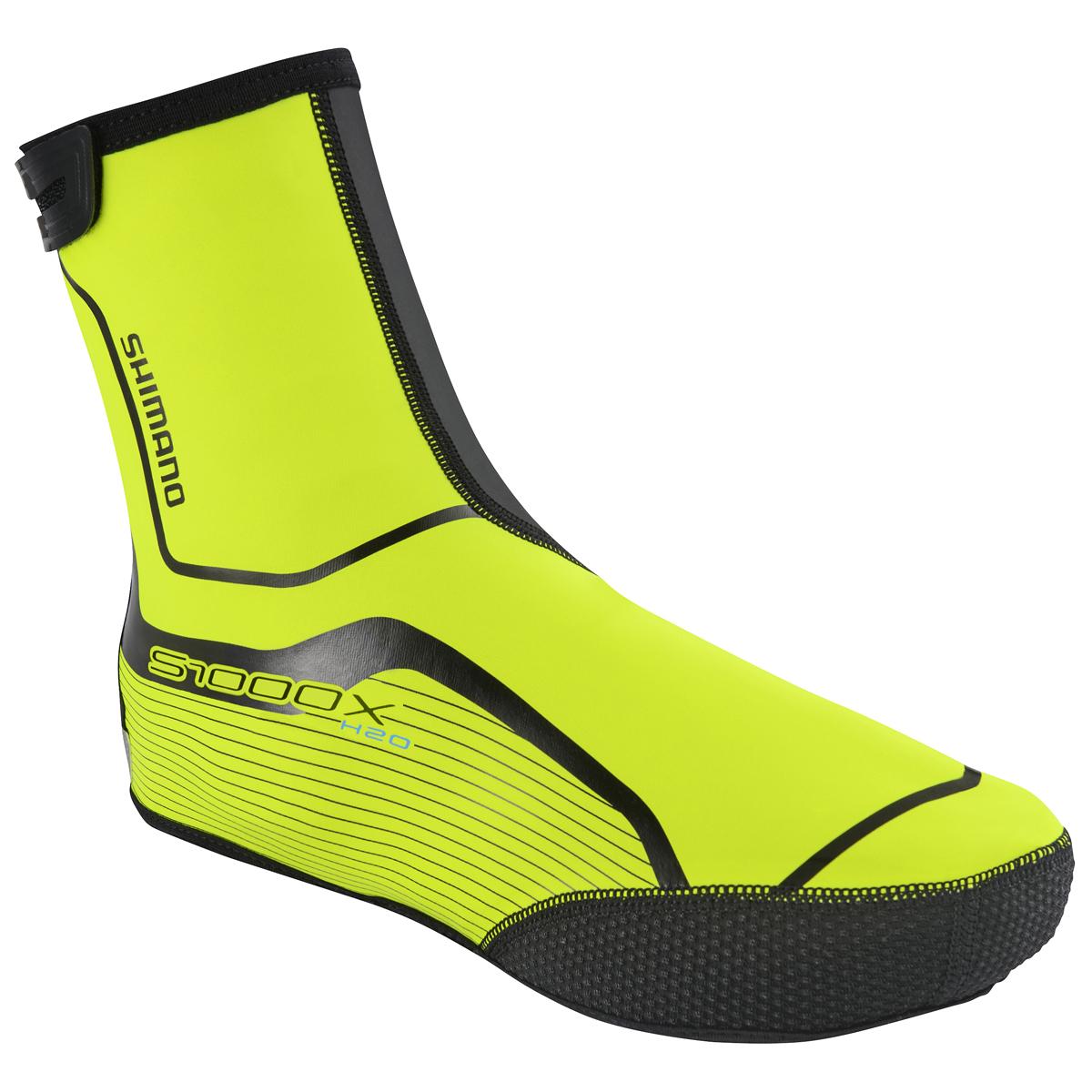 Shimano Ochraniacze S1000X H2O Neon żółte M