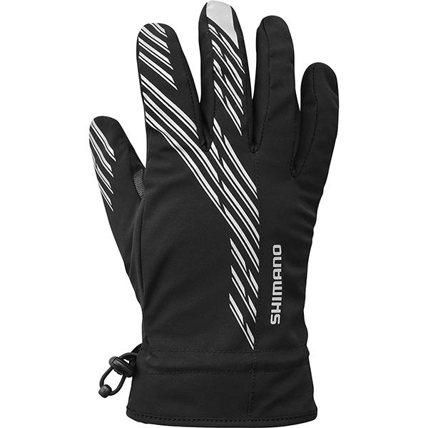 Shimano Rękawiczki Zimowe Gore-Tex czarne r. XL