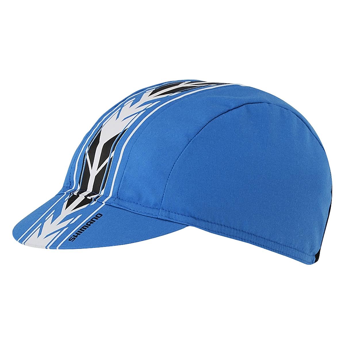 Shimano Czapka kolarska Racing kolor niebieski one size