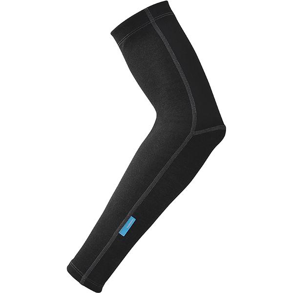 Shimano - Rękawki Ocieplane Breath Hyper Black L
