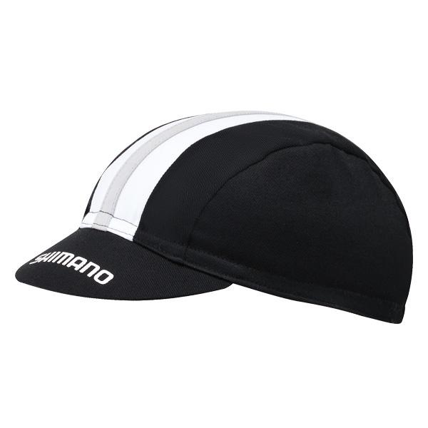 Shimano Czapka kolarska Racing Unisex czarna one size