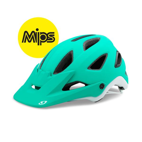 Giro Kask Montara MIPS Matte turkusowy M