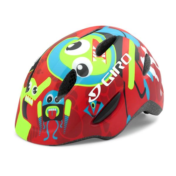 Giro Kask Scamp wielokolorowy S 50-54cm