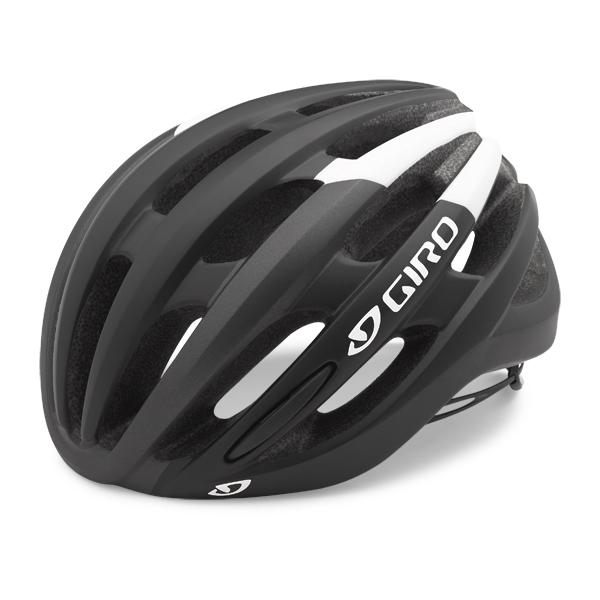 Giro Kask Foray Matte czarno-biały S