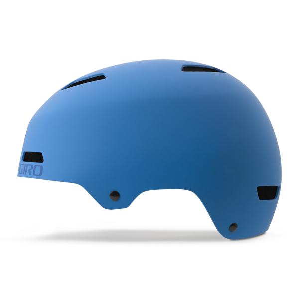 Giro Kask Quarter Matte niebieski L