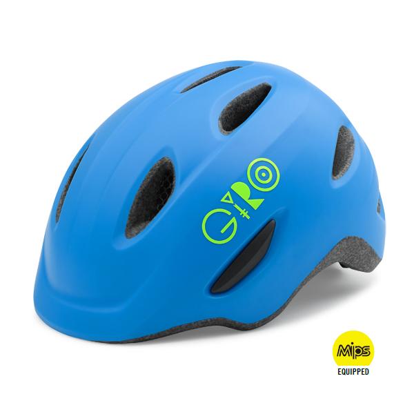 Giro Kask Scamp MIPS niebieski S 50-54cm