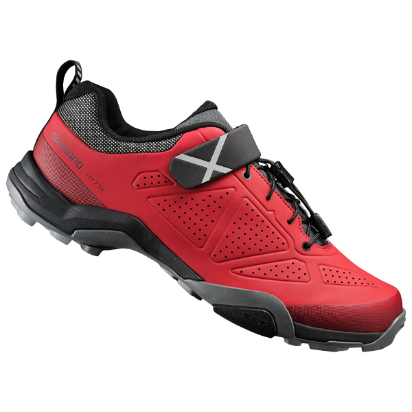 Shimano CHAUSSURES RANDO MT500 ROUGE