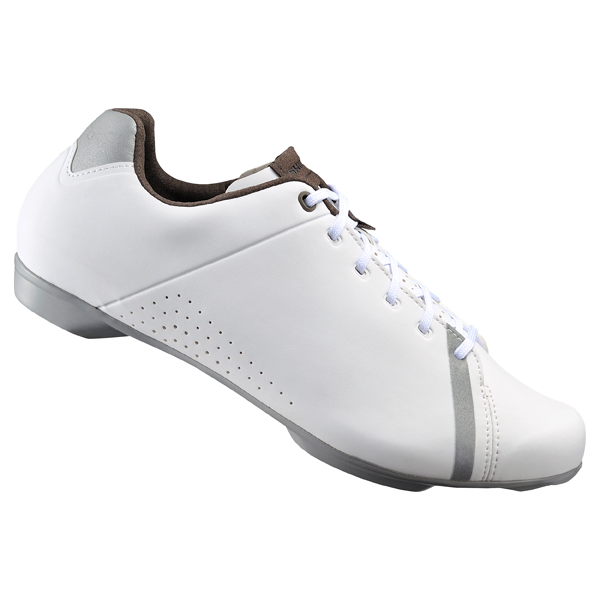 Shimano CHAUSSURES ROUTE RT400 D Blanc