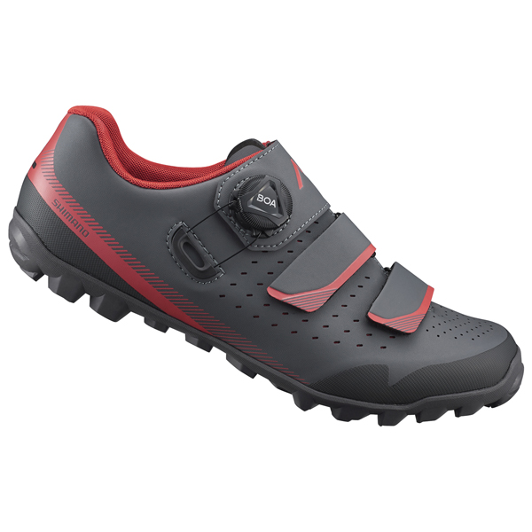 Shimano Chaussures VTT ME400 Dame Gris