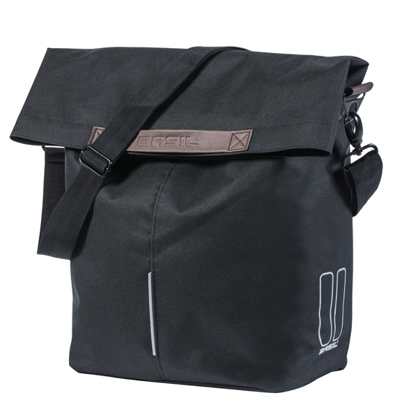 Basil  Sac De Vélo City Shopper Shopper Bag 14/16L Noir