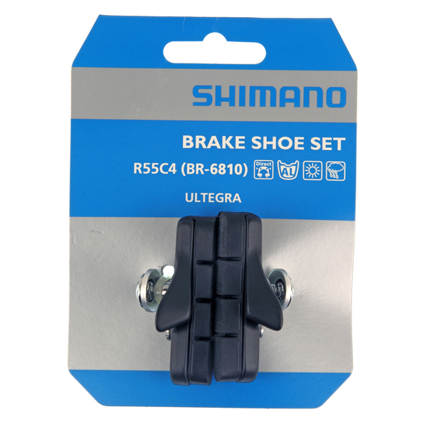 Shimano Paire Patins R55C4 Cartouche BR-7010