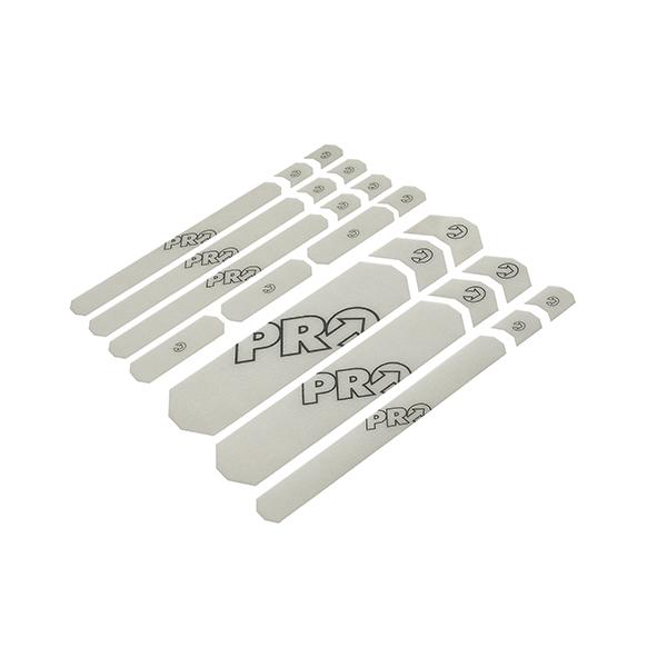 Pro PRO Kit tection Cadre Transp. 6 mm épaisseur