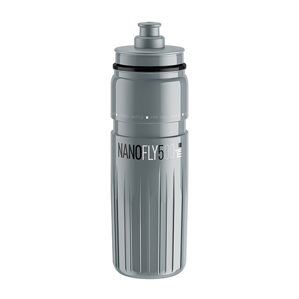 Elite  Bidon Nanofly gris 500ml