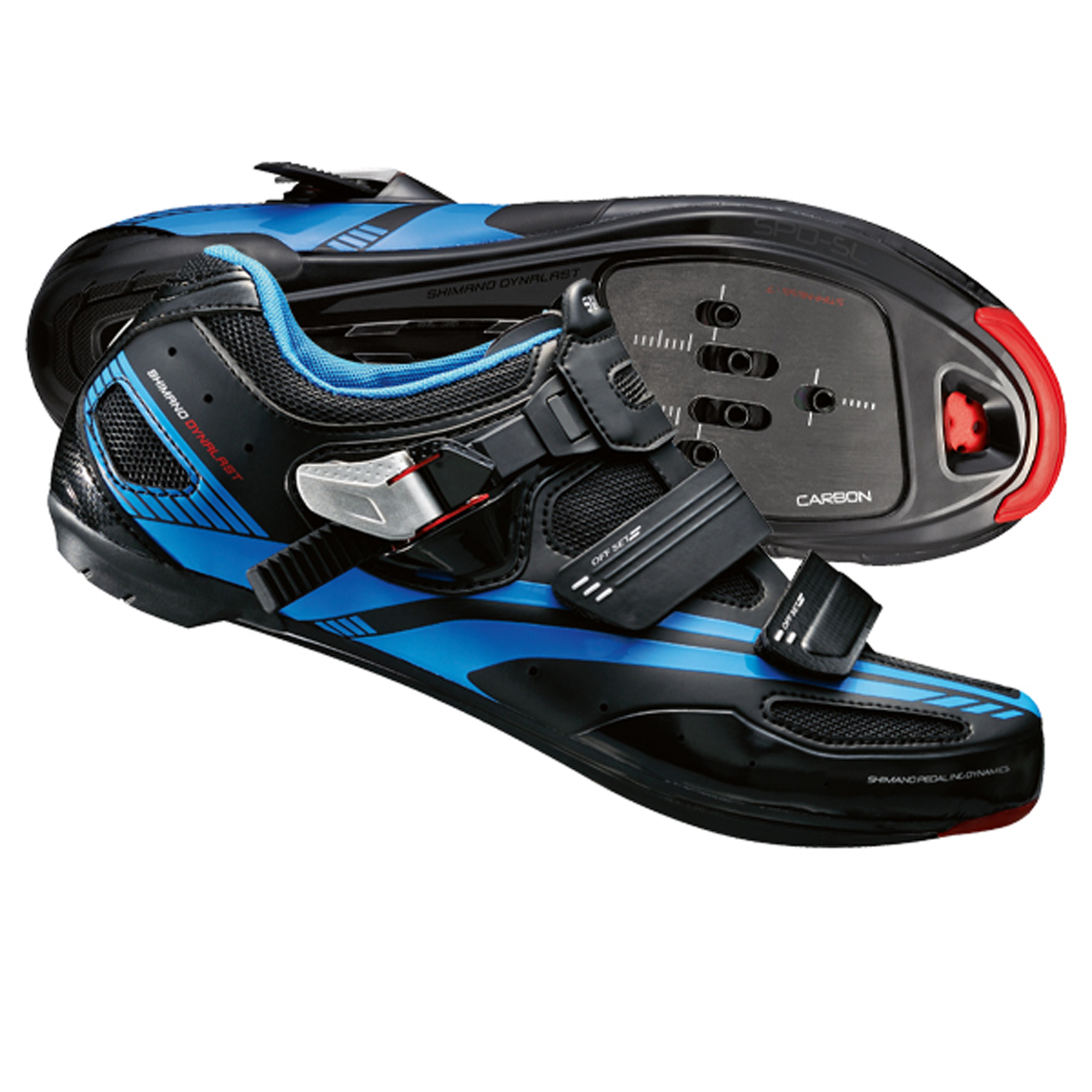 Shimano CHAUSSURES ROUTE R107W BLANC