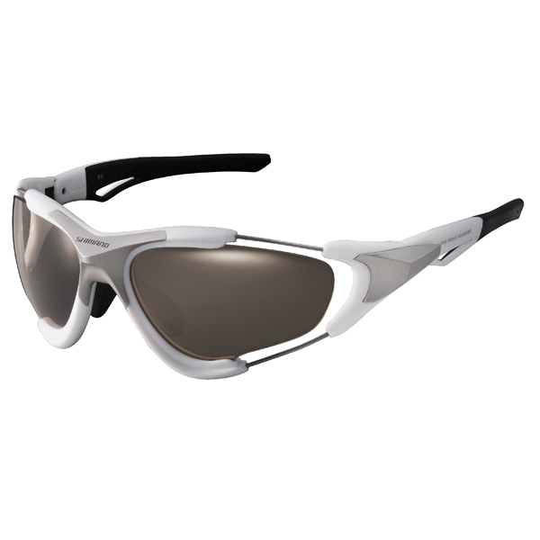 LUNETTES SHIMANO S70X-PH BLANC / 2 VERRES